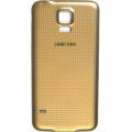 Samsung Galaxy S5 G900 Battery Cover [Golden]